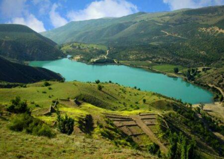 دریاچه ولشت؛ گوشهای از بهشت چالوس