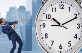تکنیکهایی برای مدیریت زمان