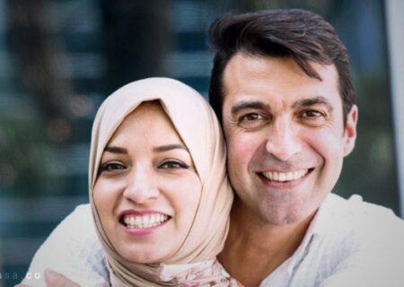 شبیه شدن قیافه زوجها ها بعد سالها زندگی مشترک