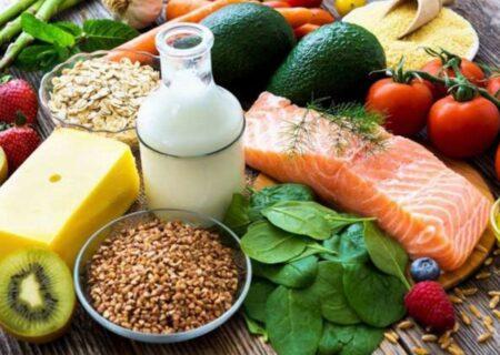 یک تغذیه سالم باید چگونه باشد؟