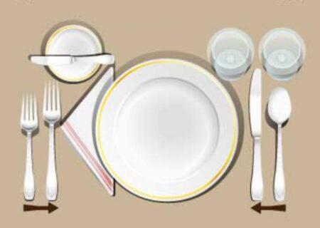 رفتارهای درست حین صرف غذا