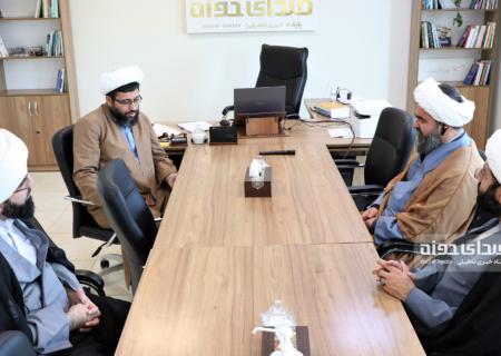 مصاحبه با حجت الاسلام و المسلمین اکبرنژاد