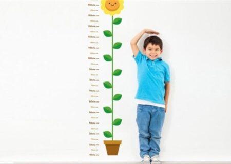 آنچه باید در مورد رشد قدی کودکان بدانید!