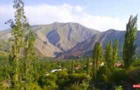 روستای امامه از جاذبه های گردشگری ایران