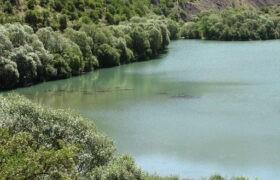 جاذبه گردشگری دریاچه مارمیشو ارومیه