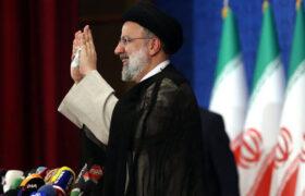 حجت الاسلام والمسلمین سید ابراهیم رئیسی سوگند ریاست جمهوری یاد کرد + فیلم