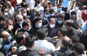 رضایتمندی ۷۲ درصدی مردم ایران از عملکرد «ابراهیم رئیسی»