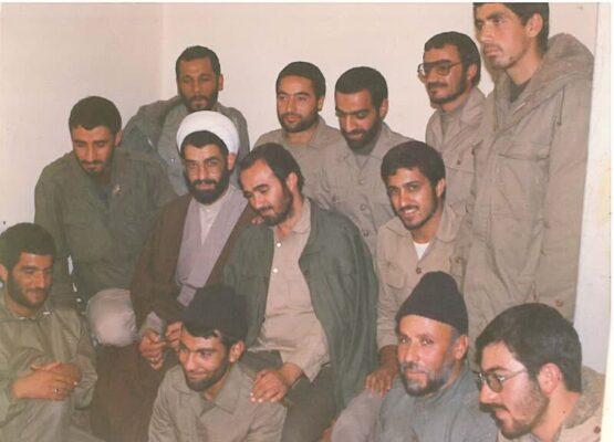 حجتالاسلام علی علیمحمدی شهید ردانی پور۳