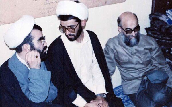 حجتالاسلام علی علیمحمدی شهید ردانی پور