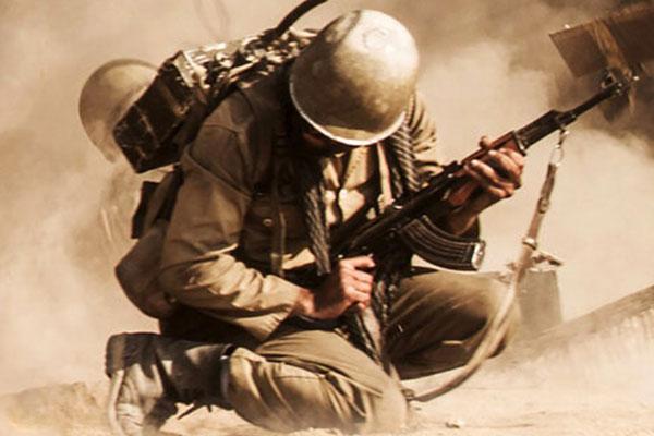 عملیاتی با بارش یک میلیون گلوله توپ و خمپاره از سوی رژیم بعث