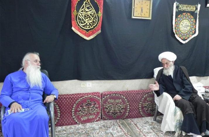 سعی و تلاش اسقف اعظم برای ایجاد مرکز صلح و دوستی برای ادیان الهی در گرجستان