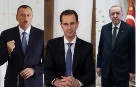 دیکتاتور کیه؟ بشار، الهام یا اردوغان
