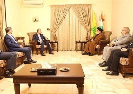سیدحسن نصرالله: ایران ثابت کرد که متحدی صادق و دوستی وفادار است