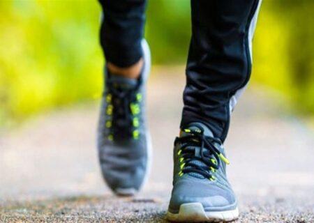 نحوه صحیح پیاده روی برای لاغری و تناسب اندام