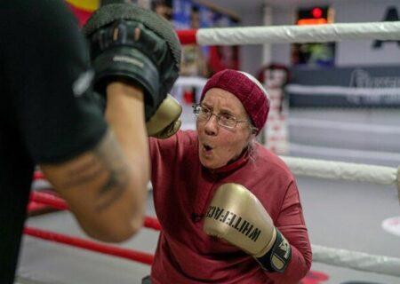 مادربزرگ ۹۳ ساله از رازهای سلامتی میگوید