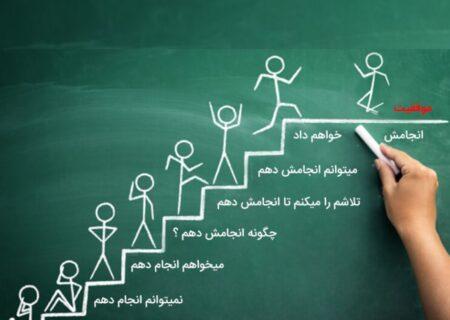 ۱۰ تکنیک ساده و کاربردی برای موفقیت