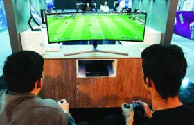 گیمرهای ایرانی بطور متوسط روزانه ۵۶ دقیقه را با بازیهای رایانهای سپری می کنند