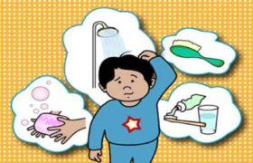 آموزش بهداشت فردی به کودک به صورت شعر
