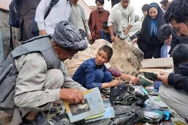 آزمون بزرگ طالبان