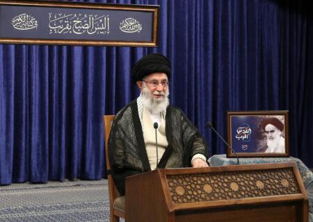 دیدار رمضانی دانشجویان با رهبر معظم انقلاب برگزار شد