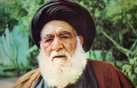 مرجعی که تمام قد از جمهوری اسلامی حمایت کرد