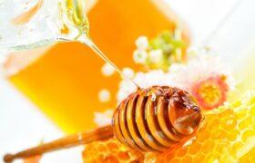 درمان کم خونی با عسل