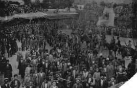تبریزیها یونجه خوردند اما مقاومت کردند!