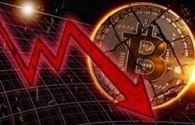 عقب گرد بیت کوین در بازار جهانی / بازار ارزهای مجازی قرمز شد