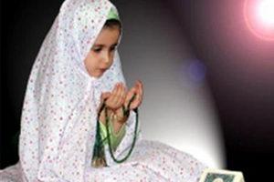 آموزش شکرگزاری و دعا به کودکان