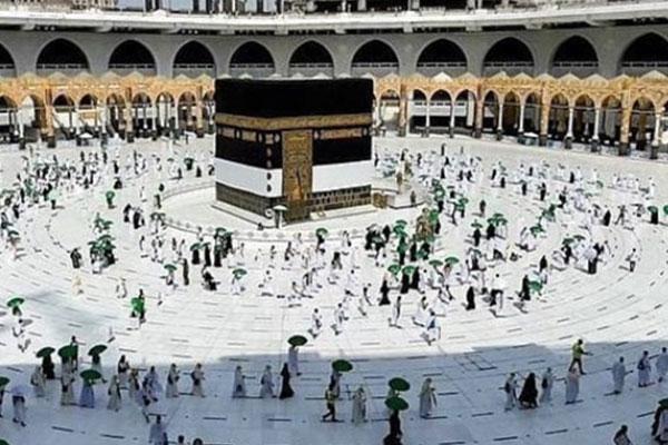 با طنین لبیک اللهم لبیک حاجیان، حج تمتع امسال رسما آغاز شد +فیلم و عکس
