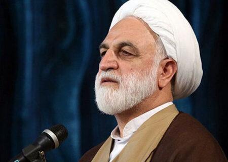 تکذیب ادعای خلاف واقع منتسب به رییس قوه قضائیه در مورد مشکلات استان خوزستان