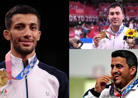 با وجود تحریم ها، تیم المپیک ایران بالاتر از کشورهای مسلمان و عرب قرار گرفت
