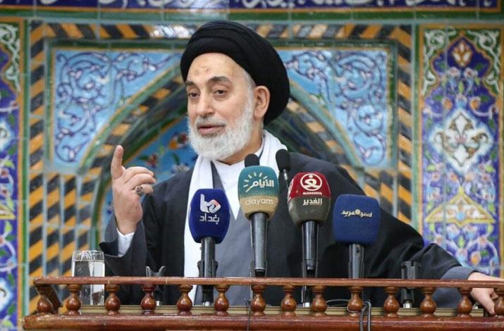 ایران تنها در برابر خداوند سر فرود می آورد