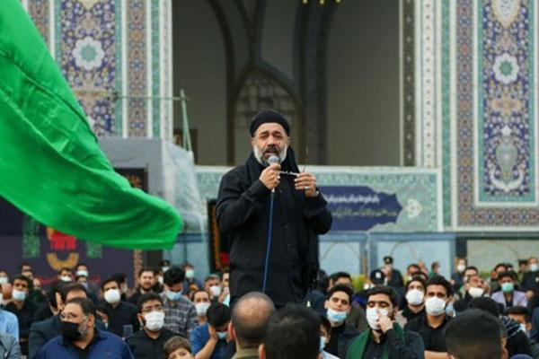 محمود کریمی محرم امسال چهارپایهخوانی میکند