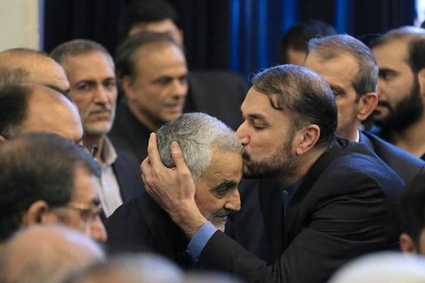 روایت وزیر امور خارجه، امیرعبداللهیان از شیوه دیپلماسی میدانی حاج قاسم سلیمانی