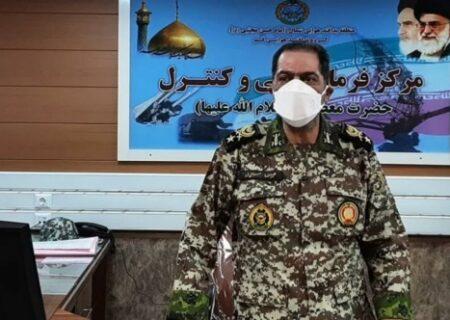 مرکز فرماندهی گروه پدافند هوایی حضرت معصومه(س) قم افتتاح شد