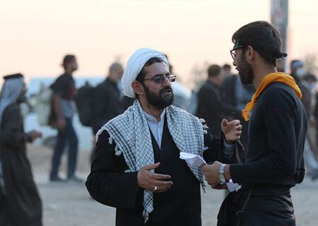 ۱۰۰ طلبه مبلغ به عراق اعزام و در ۳ نقطه از پیادهروی اربعین مستقر می شوند