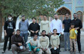 اردوی جهای و بازسازی حوزه علمیه امام زین العابدین (ع) توسط طلاب این مدرسه