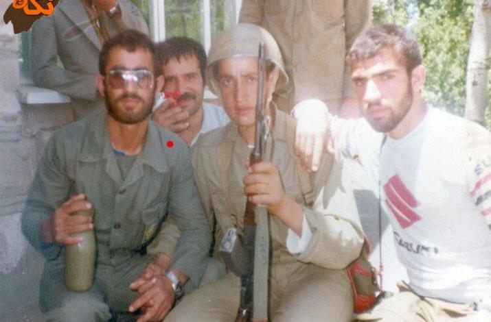 طلبه شهیدی که ضد انقلاب به وضوح می دانستند چه نقشی در سرکوبی آنها دارد