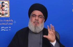 حزبالله ۱۰۰ هزار نیروی رزمی دارد/ دغدغه اصلی ما، جلوگیری از فتنه سُنی-شیعی است