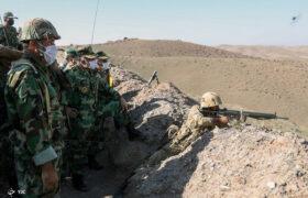 ایران تغییرات مرزی را تحمل نمیکند